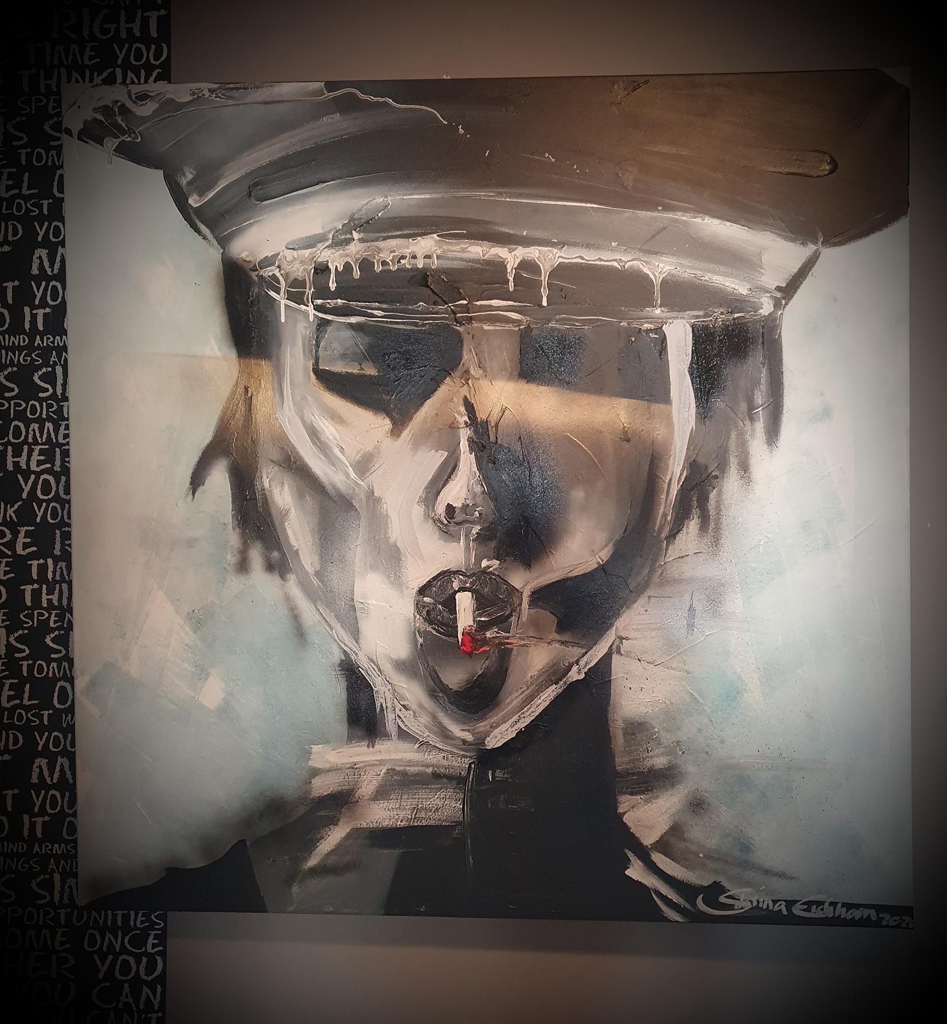 Portrait Zigarette